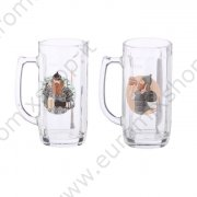 Set boccali da birra 330 ml 2 pz