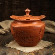 "Vaso in terracotta ""illusione"" 3L mix"