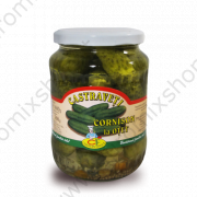 "Cetrioli sottaceto ""Conservfruct"" (680g)"