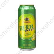 "Birra ""Beer mix"" al limone 2,5% (0,5l)"
