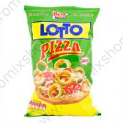 "Patatine di mais ""Lotto"" custo pizza 35g"