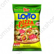 "Bastoncini di mais ""Lotto"" con gusto pizza (75 g)"