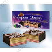 Torta di wafer ai mirtilli (250g)