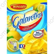 "Gelatina in polvere ""Winiary"" gusto limone (71g)"