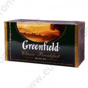 "Чай ""Greenfield - Classic Breakfast"" чёрный (25х2г)"
