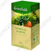 "Чай ""Greenfield"" Tropical Marvel (25х1,5г)"