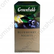 "Чай ""Greenfield"" Blueberry nights (25x1,5г)"