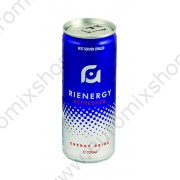 "Bibita ergizzante ""Rienergy"" (250ml)"